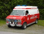 Dodge 200 Ambulance