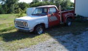 Dodge D-150 Lil red Express