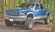 Dodge Dakota Crew 4x4