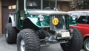 Dodge M-37 Power Wagon