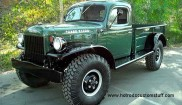 Dodge M-43 Power Wagon