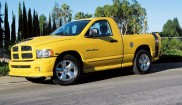 Dodge Ram 1500 Rumble Bee