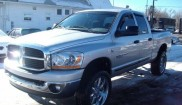 Dodge Ram 2500 Big Horn Quad Cab