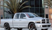 Dodge Ram Hemi SRT-8 Quad Cab