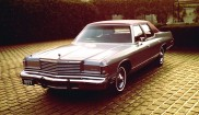 Dodge Royal Monaco limousine