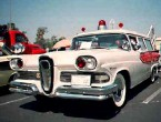 Edsel Ambulance