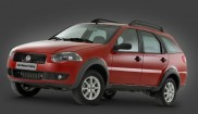 Fiat Palio 14 Weekend Trekking