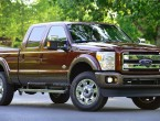 2015 Ford F-250 Super Duty Diesel