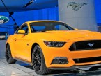 2015 Ford Mustang 2,3L EcoBoost