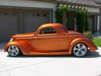 Ford 36 Coupe Replica