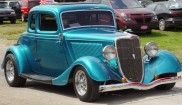 Ford 5-window Coupe