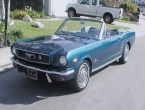 Ford Cabriolet 66