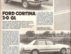 Ford Cortina 6 GL Wagon