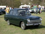 Ford Cortina de Luxe 2dr