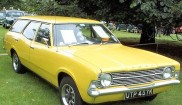 Ford Cortina Estate