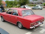 Ford Cortina Mark II Cabriolet