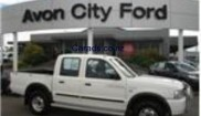 Ford Courier 25TD XL CC 4X2