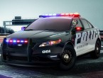 Ford Crowm Victoria Police Interceptor