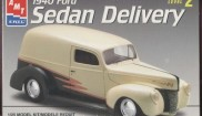 Ford Delivery Sedan 25
