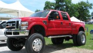 Ford E-550 Super Duty