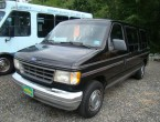 Ford Econoline 150-Mark III conversion