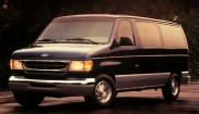Ford Econoline Club Wagon XLT