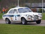 Ford Escort Mexico 1600 CC