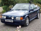 Ford Escort XR3 18 conv
