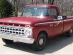 Ford F-100 Custom Cab