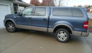 Ford F-150 Lariat 54 Triton SuperCrew