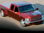 Ford F-350 Custom Cab