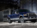 Ford F-350 Ext Cab