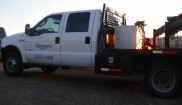 Ford F-350 flatbed