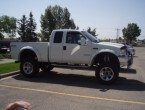 Ford F-350 Lariat Super Duty