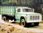Ford F-600 Stakebed
