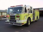 Ford F-750 - Boardman pumper