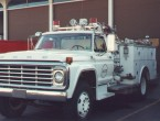 Ford F-800 - Boardman pumper