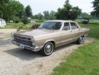 Ford Fairlane 4dr
