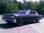 Ford Fairlane 500 fastback