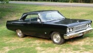 Ford Fairlane Club 2dr