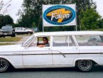 Ford Fairlane Ranch Wagon