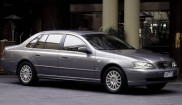 Ford Fairline Ghia BA