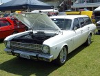 Ford Fairmont V8 wagon