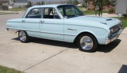 Ford Falcon 4dr