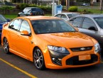 Ford Falcon F6 FG series