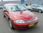 Ford Falcon Forte AU Wagon