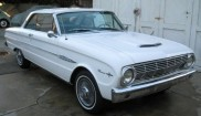 Ford Falcon Futura 36 Coupe
