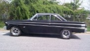 Ford Falcon Futura Sprint coupe