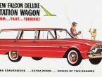 Ford Falcon Futura Wagon FA