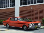 Ford Falcon GTHO Phase 2